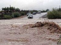 اخطار سازمان هواشناسی نسبت به سیلابی شدن مسیلها
