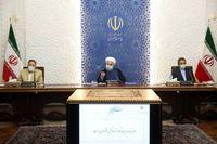 روحانی: رشد اقتصادی مثبتی بدون نفت داشتهایم