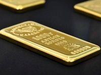 روند صعودی قیمت طلا متوقف شد