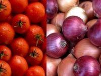 گرانی ۴۰درصدی قیمت گوجه و پیاز