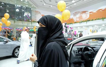 اولین نمایشگاه اختصاصی خودروی زنان در جده
