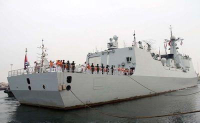 قطر  از ایتالیا کشتی جنگی میخرد