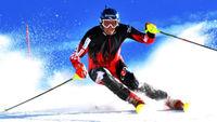 نجات معجزه آسای دو اسکی باز در اسکاتلند +فیلم