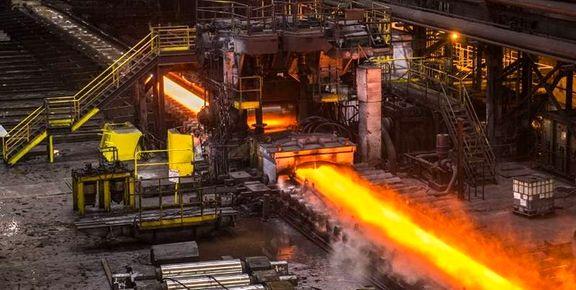 رشد قابلتوجه تولید فولاد ایران در سال ۲۰۱۸
