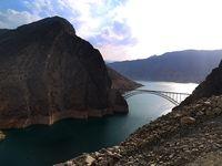 بالا آمدن کم سابقه میزان آب رودخانه کارون در خرمشهر