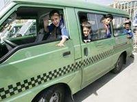 کدام سرویس مدرسه مشمول دریافت سهمیه بنزین میشود؟