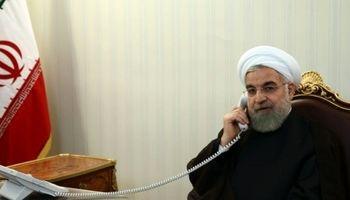روحانی در تماسی وضعیت زلزلهزدگان را پیگیری کرد