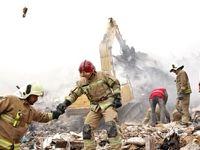 آتش نشانها : ما زود میمیریم
