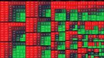 نمای پایانی بورس(۲۸مهر۱۴۰۰) / شاخص کل با افت ۱۳هزار واحدی معاملات را به پایان برد