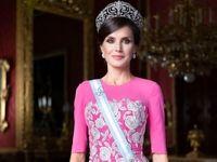 تیپ تازه ملکه اسپانیا +عکس