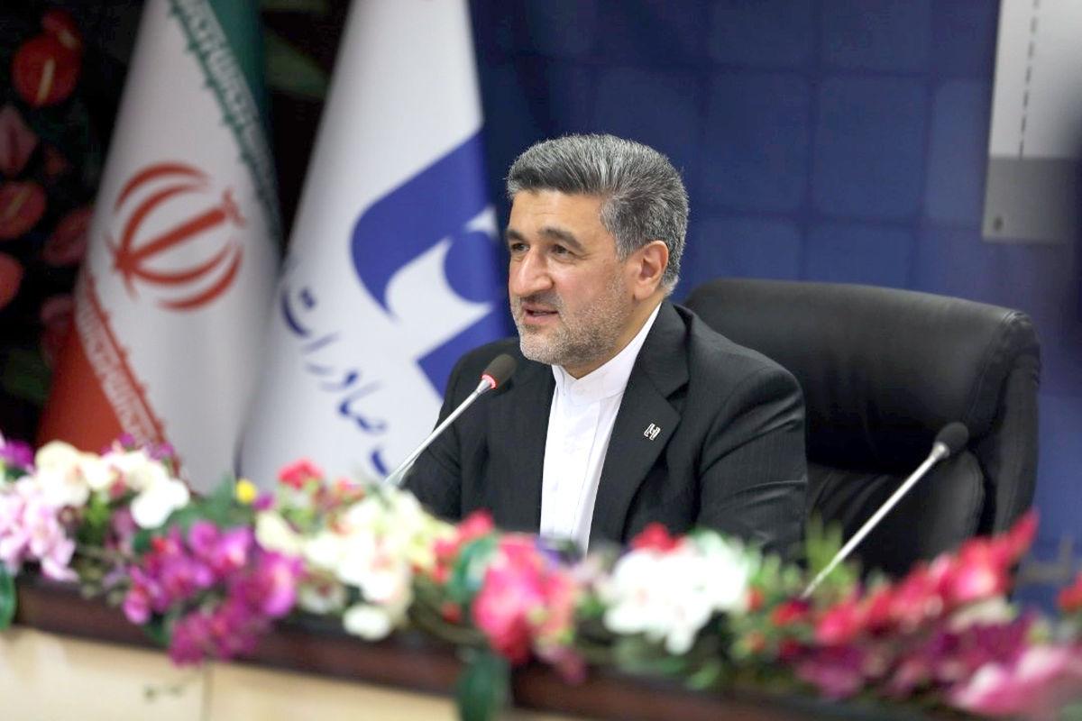 ٦٢ درصد تسهیلات ١١ میلیارد دلاری بانک صادرات ایران درچرخه تولید