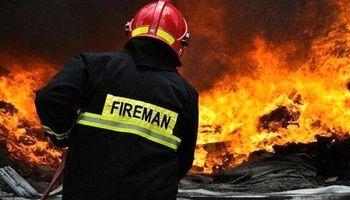 آتشسوزی بازارچه کیان اهواز مهار شد