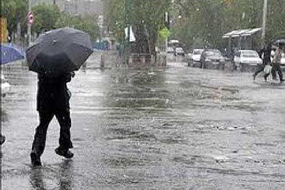 کاهش ۴درصدی بارندگیها نسبت به سالهای قبل