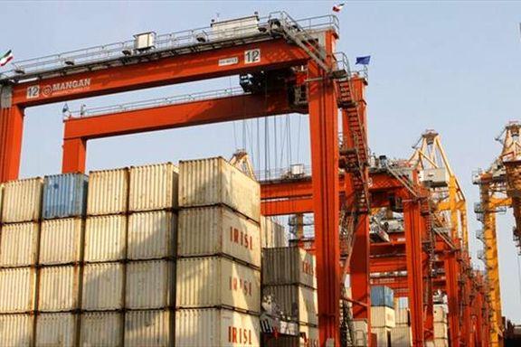 کاهش ۱۸درصدی حجم تجارت کشور به خاطر کرونا