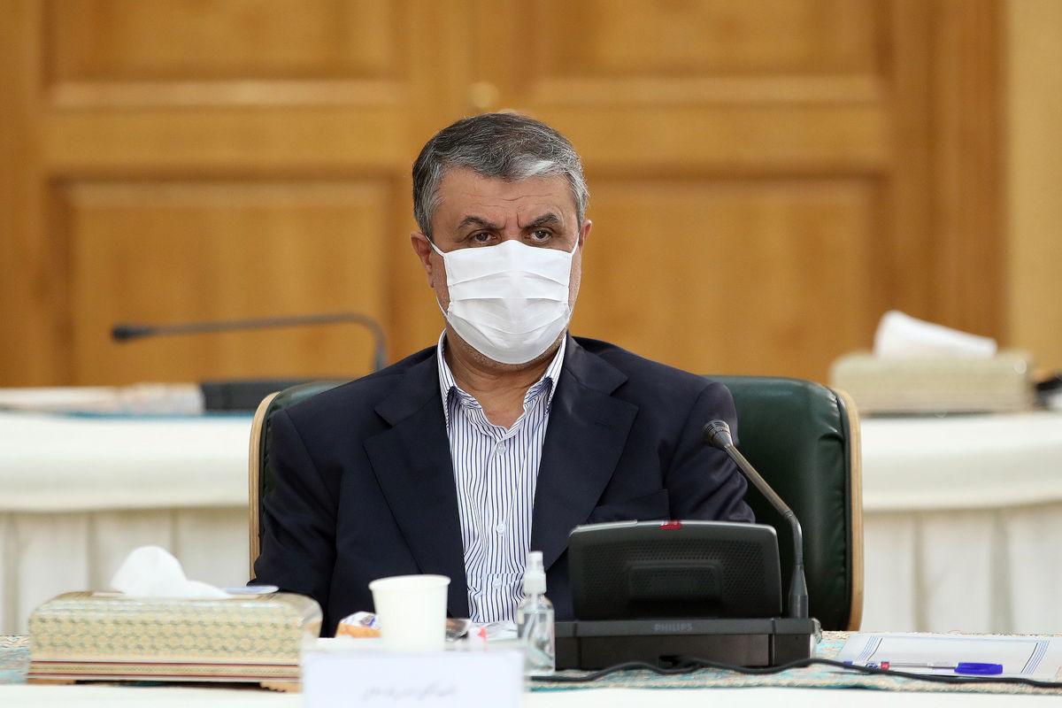 اسلامی: سازمان انرژی اتمی تاثیر مهمی برای قدرت سازی ملی دارد
