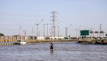 لایروبی نشدن رودخانهها از دلایل سیل خوزستان است