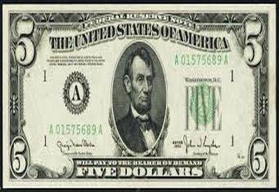فروش دلار ۵۵۰۰ تومانی در بازار آزاد