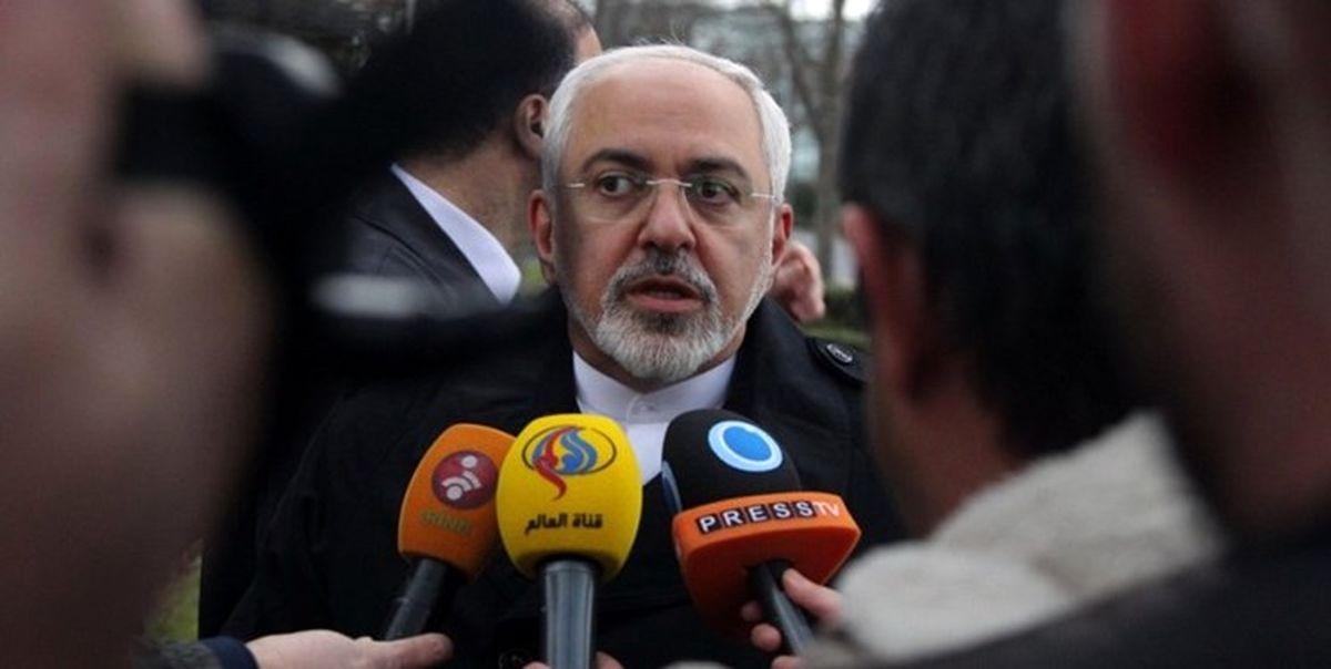 ظریف: تجاوزات آمریکا علیه ایران با ترامپ شروع نشد