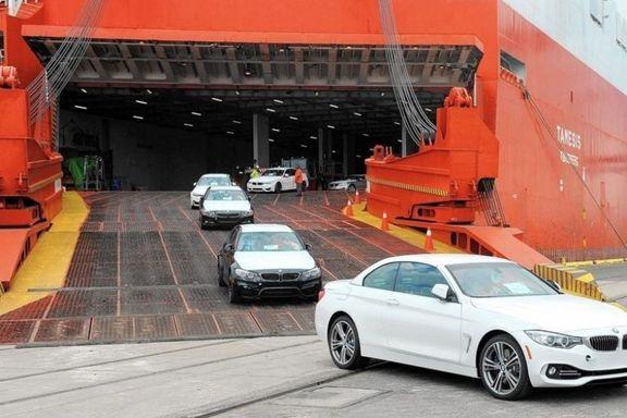 آخرین وضعیت ترخیص خودروهای وارداتی/ کاهش قیمت خودرو متاثر از تازه واردهای خارجی