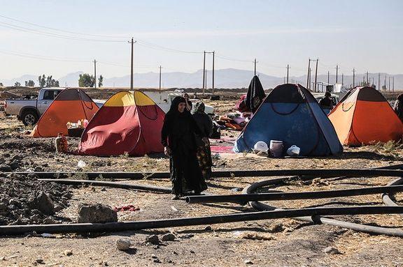۳۰درصد مستاجران زلزلهزده کف خیابان زندگی میکنند
