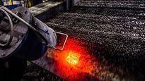 تولید کنسانتره، گندله و آهن اسفنجی به ۶۰درصد ظرفیت رسید