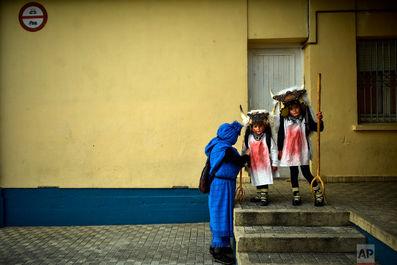 کارناوالهای سنتی شمال اسپانیا
