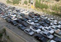 ترافیک سنگین جادهها تا عصر شنبه هم کاهش نیافت