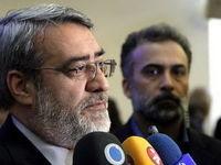 دستور ویژه وزیر کشور به رئیس سازمان مدیریت بحران