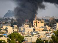 عملیات نظامی ترکیه در شمال شرقی سوریه +تصاویر