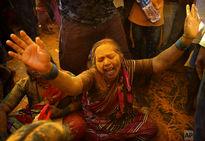 فستیوال زردچوبه در هندوستان +تصاویر