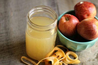 سرکه سیب و درمان سیاهرگ واریسی