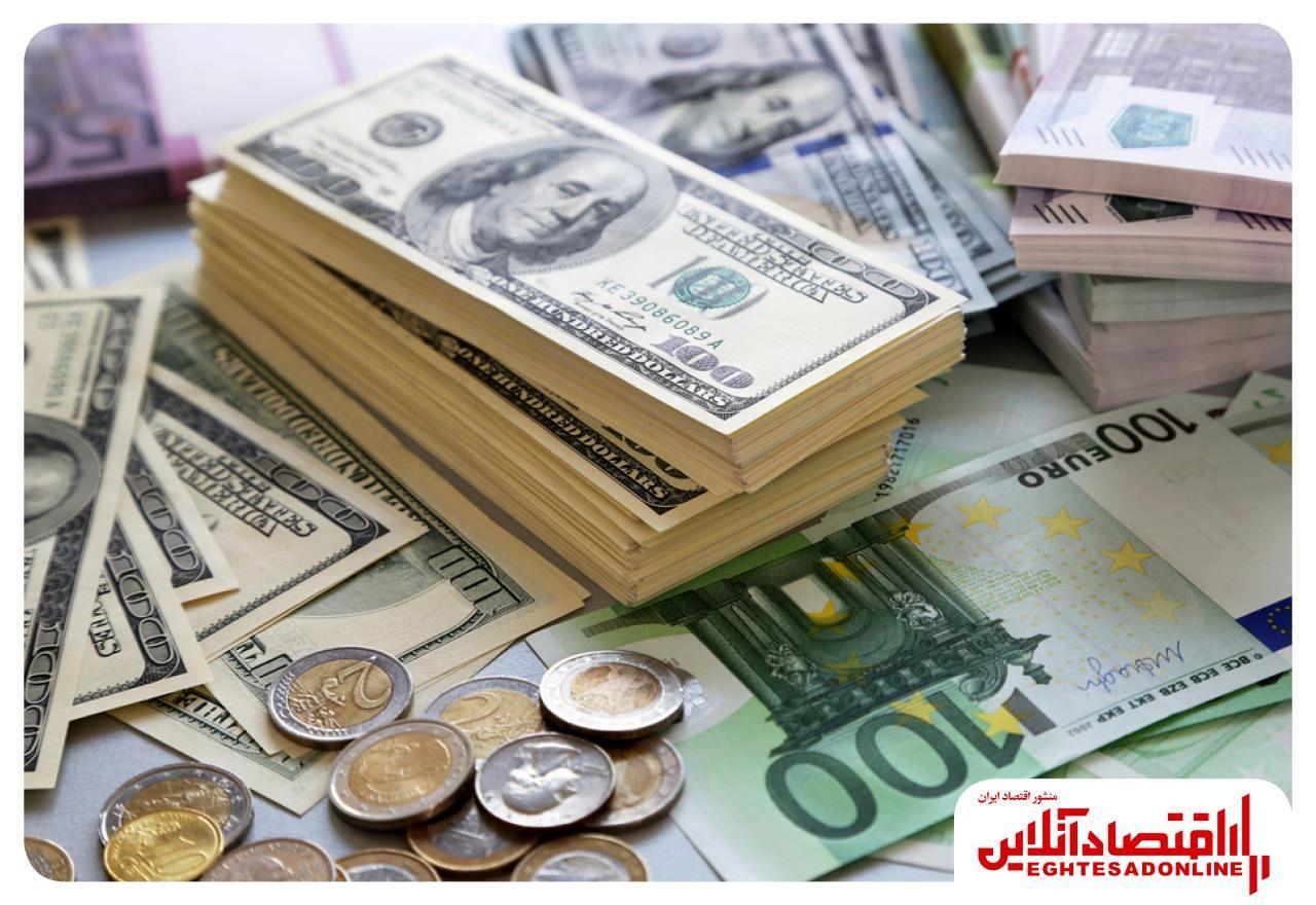 قیمت دلار 23 مهر 1398