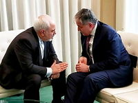 دیدار ظریف با وزیران امور خارجه تاجیکستان و نیکاراگوئه