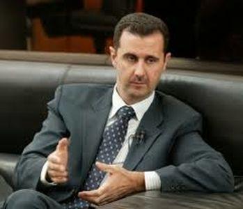 بشار اسد دستگیری بغدادی را تکذیب کرد