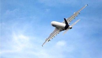 تغییر مسیر هواپیما به خاطر ریختن قهوه