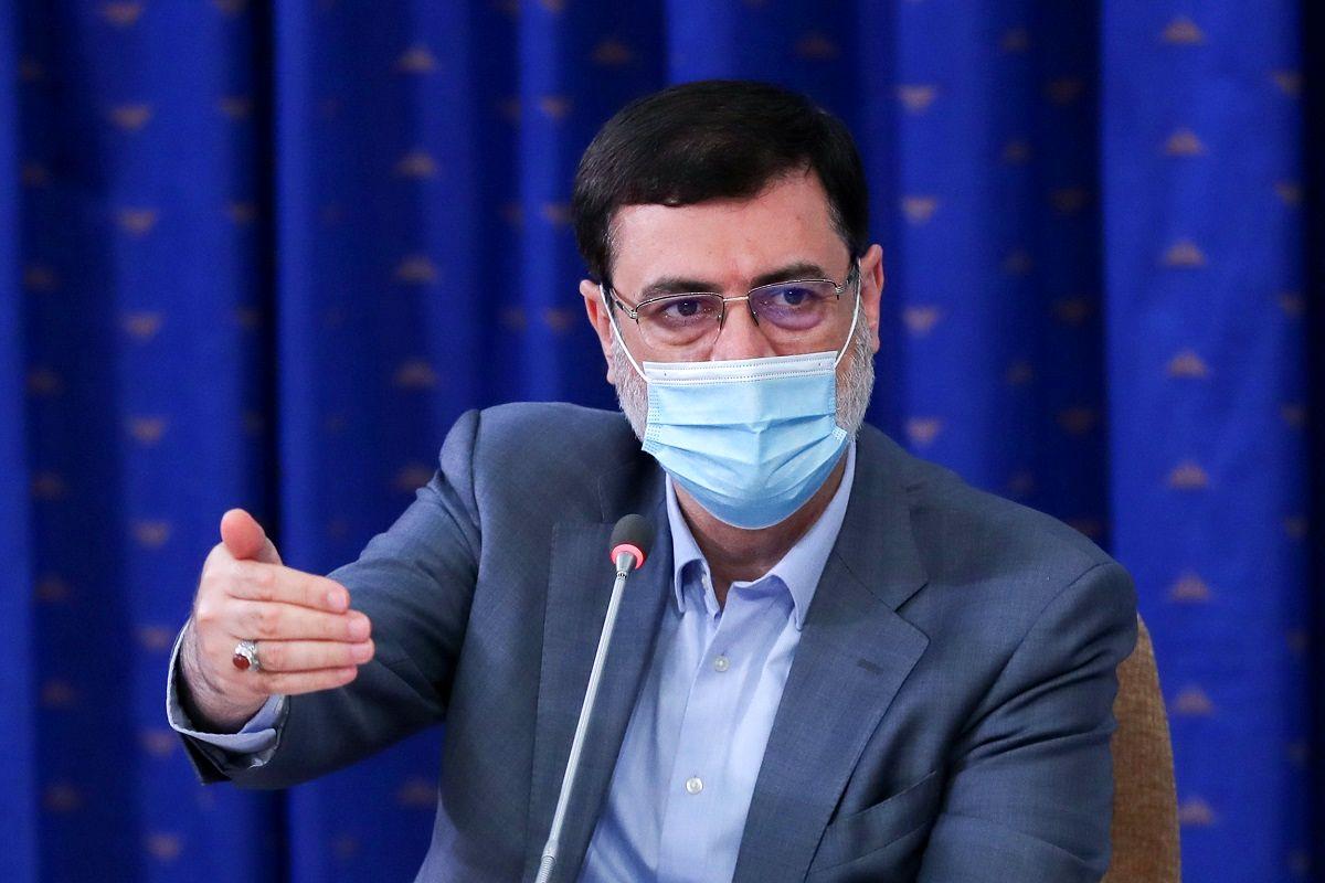 قاضیزاده هاشمی رییس بنیاد شهید شد