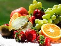 رنگ میوهها چه خاصیتی دارند؟