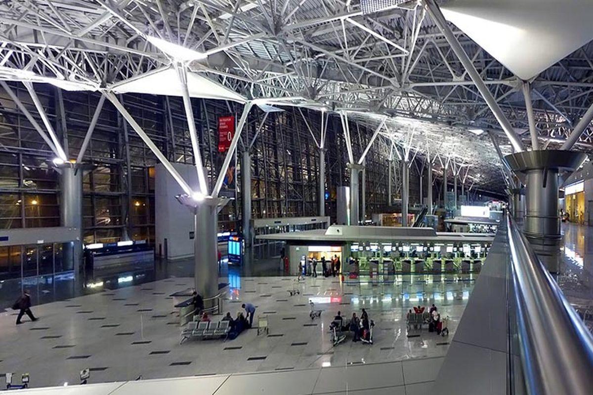 فرودگاه بینالمللی فرانکفورت تخلیه شد