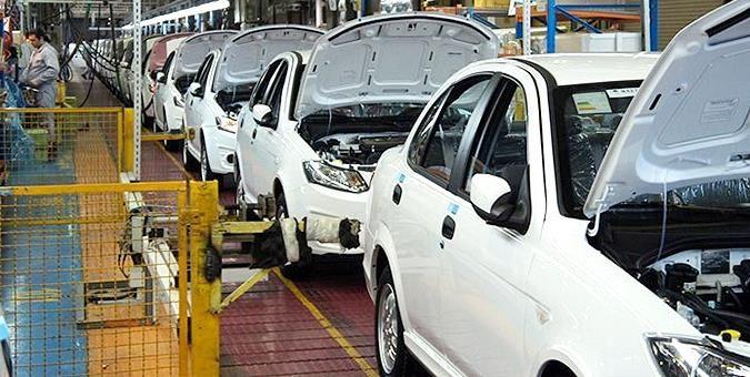 خودروسازان تولید خودرو