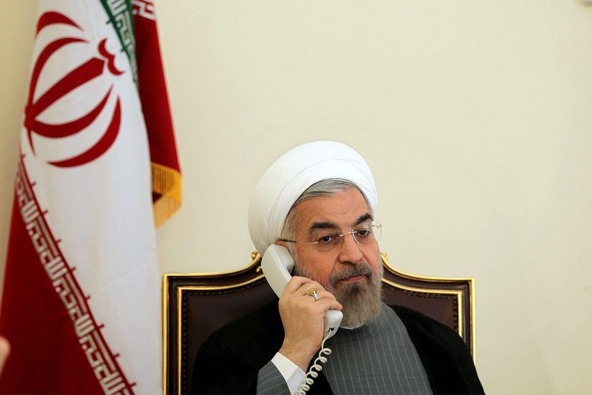 روحانی در تماس با استانداران قم ، گیلان و مازندران چه گفت؟