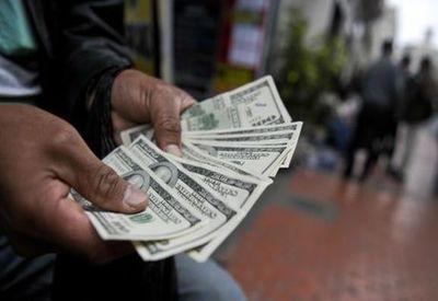 بازار زیرزمینی مبادلات دلار