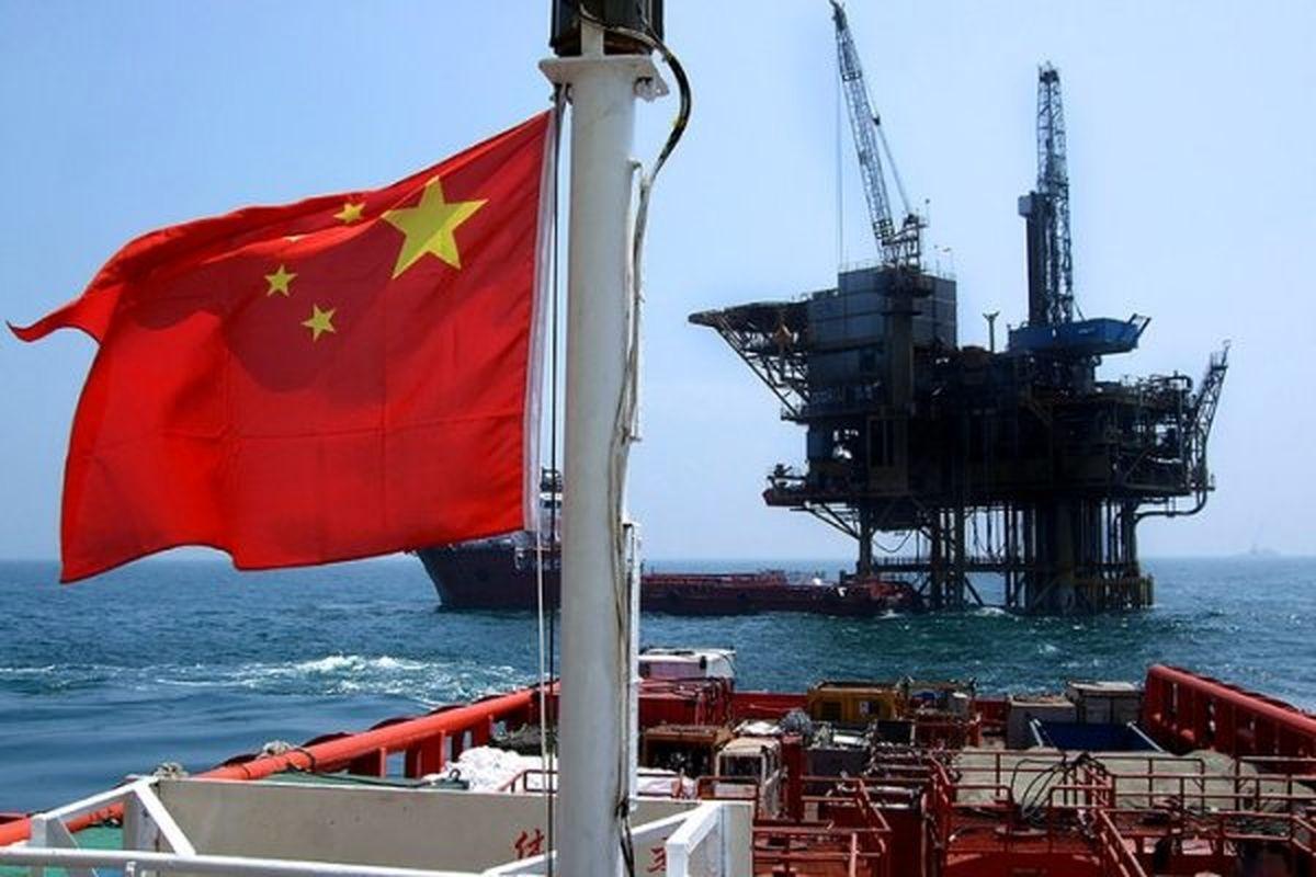واردات نفت چین رشد کرد