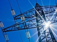 کاهش ۵.۲ درصدی تورم تولید کننده برق در سال ۹۶