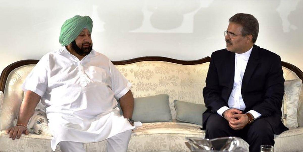 دیدار سفیر ایران در هند با سر وزیر ایالت پنجاب