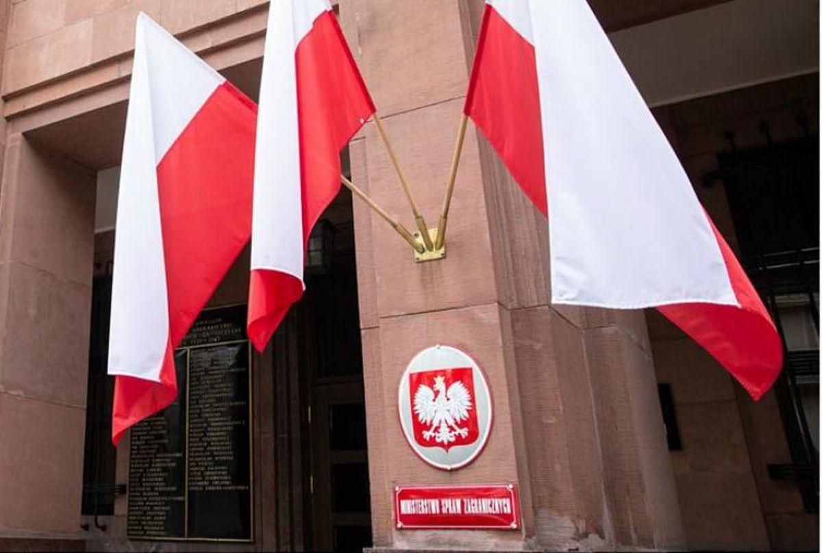 واکنش سوال برانگیز لهستان به پیام توئیتری ظریف