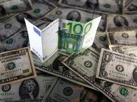 دلار و یورو ۵۰تومان گران شد