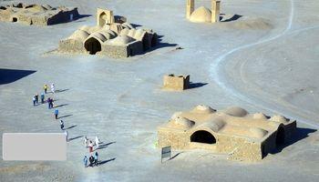 برجهای خاموشان یزد +عکس