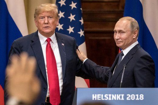پوتین به ترامپ تسلیت گفت