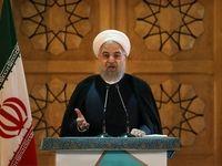 روحانی: از سیستم ارز در گذشته و حالا ناراضی هستم/ در ماجرای ارز ما با پشتیبانی مردم موفق میشویم