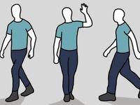 وقتی راه رفتن شخصیت شما را لو میدهد